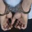 handscuffed